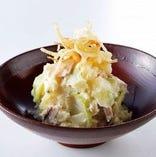 中華のポテトサラダ