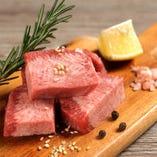 厳しい目利きで選び抜いた最高級のブランド肉をご提供します。