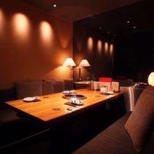 7名様VIP個室◆単品飲み放題1000円