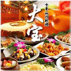 四川&東北料理 麻辣誘惑 大宝 池袋北口1号店