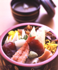 リーズナブルに美味しく寿司ランチを