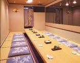 3F:最大20名様向け個室