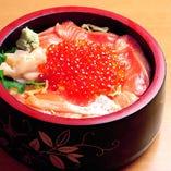 特撰 北海丼