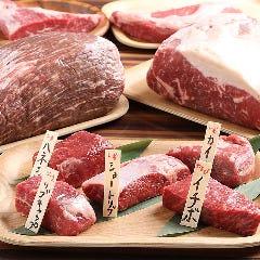 【5種盛り】特選牛肉盛り