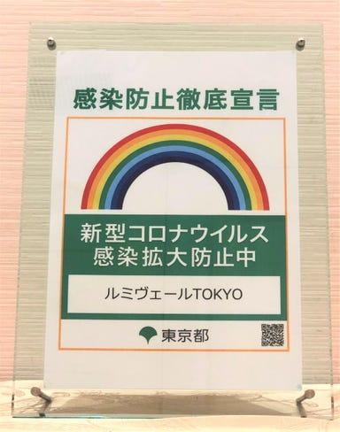 ルミヴェール東京  メニューの画像