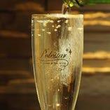 樽詰スパークリングワイン(ポールスター)
