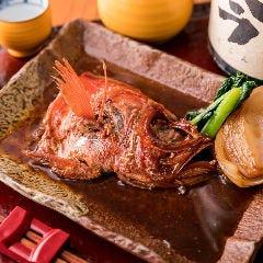 魚と日本酒 たけ美 目黒