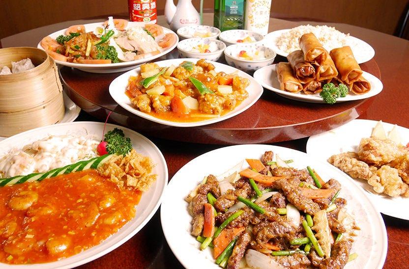 中国料理 長城