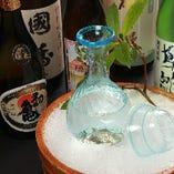 【地酒】 静岡の酒蔵の日本酒を多く取り揃えております◎