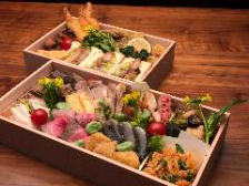 江戸駒のお弁当