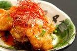 油淋鶏(ユーリンチー)台湾風から揚げ