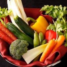 香川県産の農薬不使用・自家栽培野菜