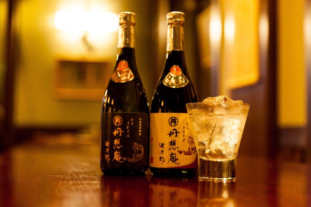 こだわりのお酒をご用意致しております。