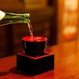 利き酒セット(三種)