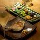 蕎麦の他にも、季節が香る旬のうまいもんと飲み頃の美酒をご用意