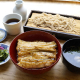 愛知県産の鰻を活き〆にし、炭火でじっくりふっくら焼きました。