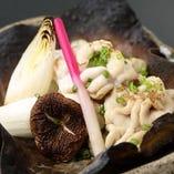 ◆季節の逸品◆ 白子や牡蠣など旬の味覚を活かした料理に舌鼓