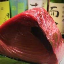 原価酒場ならではの価格と!旬の鮮魚
