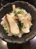 鯛の釜炊きご飯