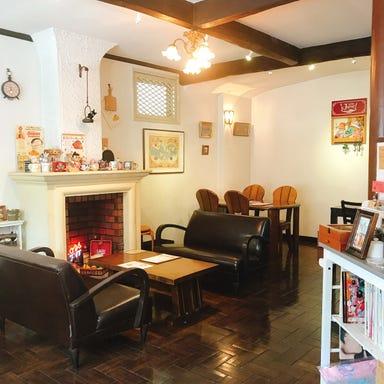 Paty Cafe  店内の画像