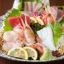 大阪で海鮮問屋 50余年の実績!
