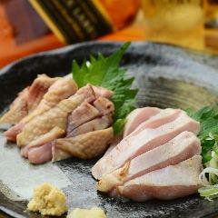 宮崎県産 鶏のたたき2種盛り合わせ