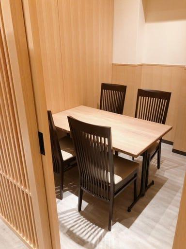 江戸前うなぎ かわ祥 阪急西宮ガーデンズ店  店内の画像