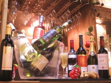 厳選ワイン飲み放題の店 肉バル横丁 新潟駅前店  コースの画像