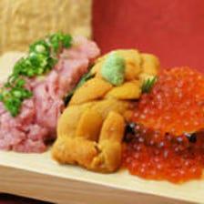 1貫98円~!!和食といえば寿司!