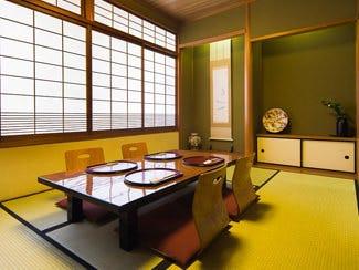 京の味処 うお寿  店内の画像