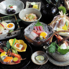 四季折々の彩りを写す日本料理