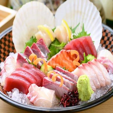 魚屋の台所 三代目 ふらり寿司  メニューの画像