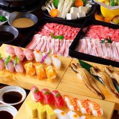 魚屋の台所 三代目 ふらり寿司