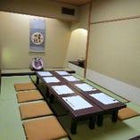 座敷個室「桜の間」