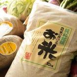 鹿児島の農家が生産から精米まで行った玄米ごはん