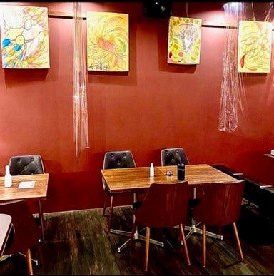 アヒージョ&トマト鍋 Amiro  店内の画像
