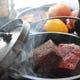 当店の燻製は全て自家製!お肉の旨味が凝縮してます