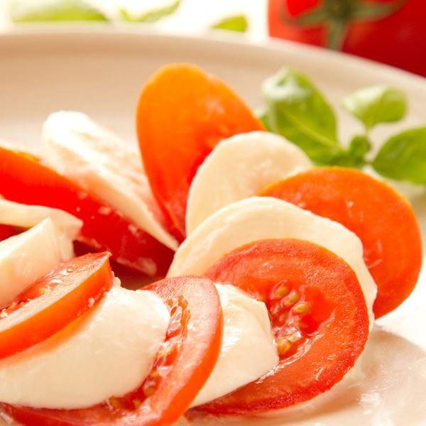 白糠酪恵舎 モッツァレラチーズ トマトカプレーゼ