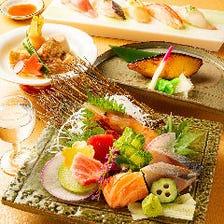雅宴席コース(8000円・150分飲み放題付・全8品)ご要望に合わせた贅沢プラン