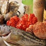 北海道産獲れたて鮮魚【北海道】