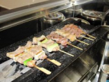 鳥取県で育てられた大山地鶏を香ばしく焼き上げてご提供!