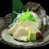 ゆば豆腐刺身【京都府】