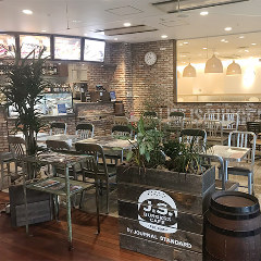 J.S. BURGERS CAFE ルミネ池袋店