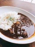 GUINNESSビーフカレーランチ  (スープ・サラダ・デリ・パン・コーヒー・ミニデ)