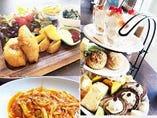 Happy Lunch会コース
