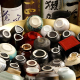 日本酒は全国津々浦々から100種類前後ご用意!!日本酒好きは集合