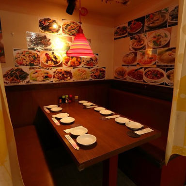 オーダー式食べ放題 本格中華 福家 横須賀中央 店内の画像