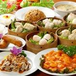 皆様で美味しい中華料理をどうぞ