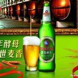 食文化の国 中国で人気のビール【青島ビール】