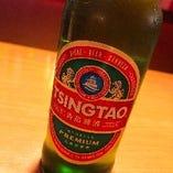 中国生まれの青島(チンタオ)ビール【中国】